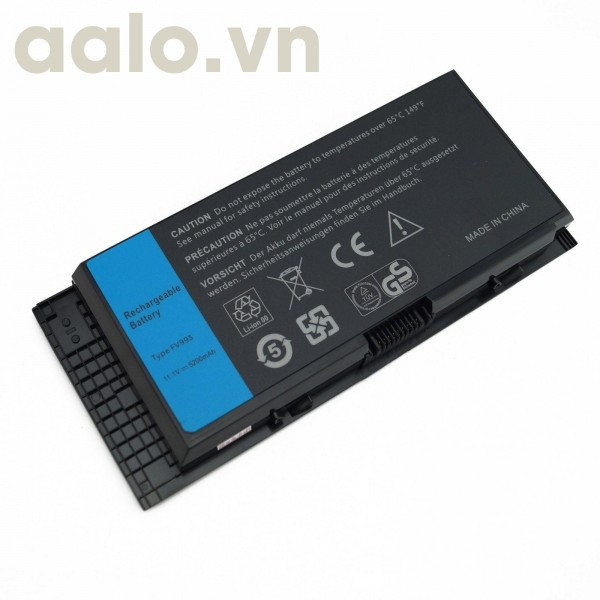 Pin Laptop Dell Precision m4800 M4700 m6600 6700 6800 - Battery Dell