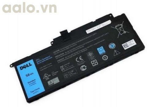 Pin Laptop Dell Inspiron 15 7537 17 7737 - Battery Dell