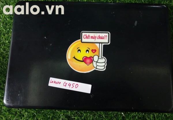 vỏ laptop cũ lenovo G450