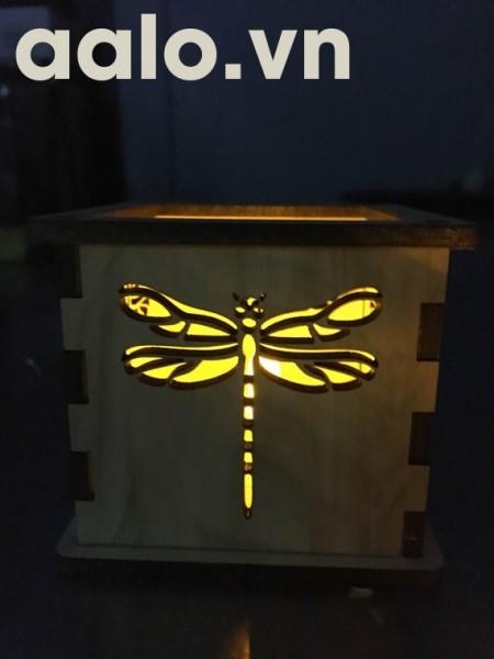 Chụp Đèn Dragonfly Tea Light Holder
