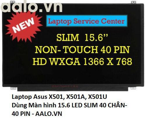 Màn hình Laptop Asus X501, X501A, X501U