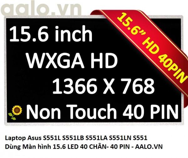 Màn hình laptop Asus S551L S551LB S551LA S551LN S551