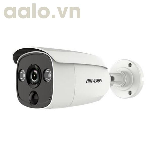 Camera / DS-2CE12D8T-PIRL /  HD-TVI trụ hồng ngoại 20m