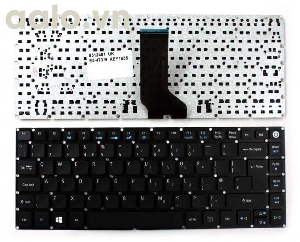 Bàn phím Laptop Acer E5-473