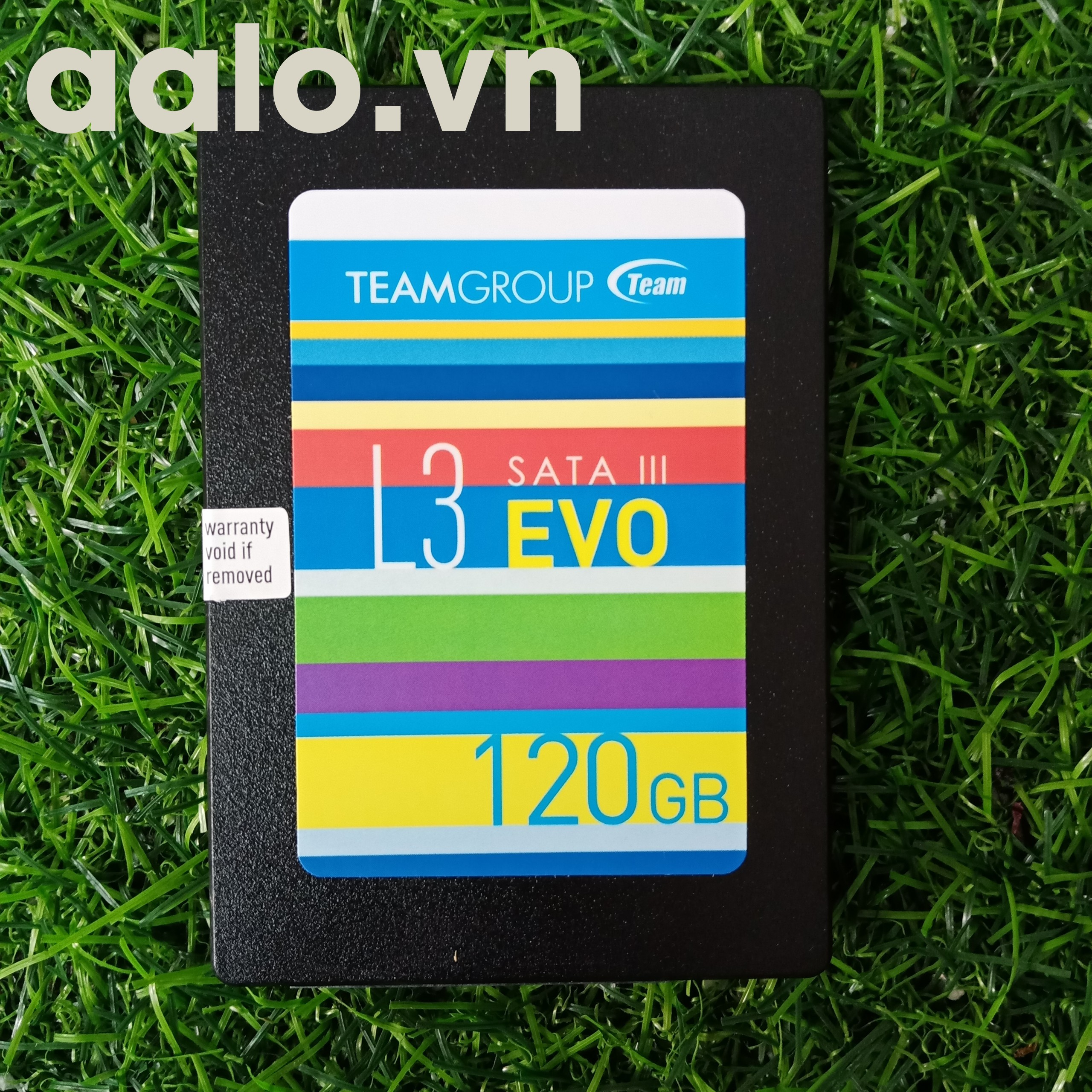 Ổ cứng SSD 120G TeamGroup L3 EVO 2.5