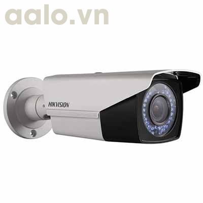 Camera / DS-2CE16D0T-VFIR3E /  HD-TVI  bán cầu hồng ngoại 40m ngoài trời 2MP