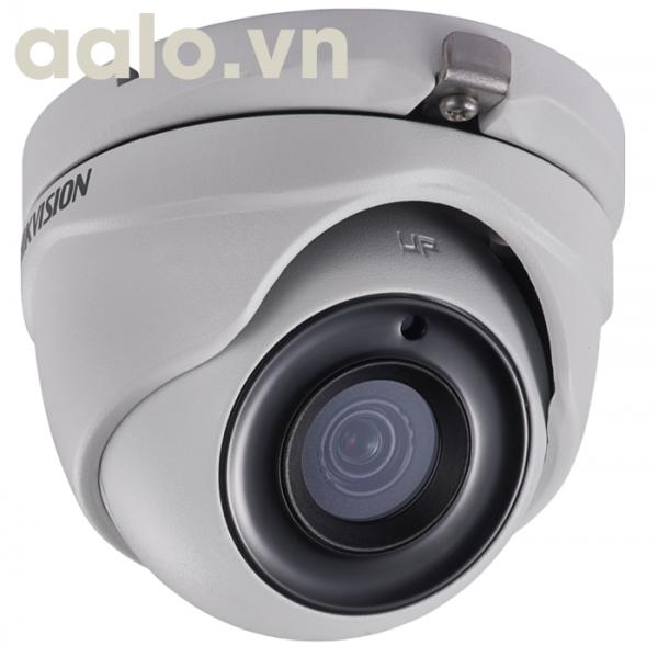 Camera / DS-2CE56H1T-ITM / HD-TVI  bán cầu hồng ngoại 20m ngoài trời 5MP