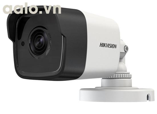 Camera / DS-2CE16F1T-ITP - Plastic / HD-TVI  hình trụ hồng ngoại 20m ngoài trời 3MP