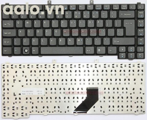 Bàn phím Laptop Acer 5100, 5630, 5610, 5620 - Keyboard Acer