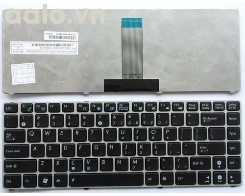 Bàn phím Laptop Asus 1201 có khung - Keyboard Asus
