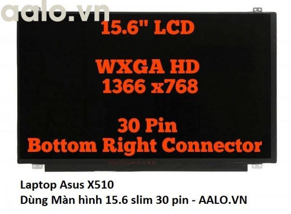 Màn hình laptop Asus X510