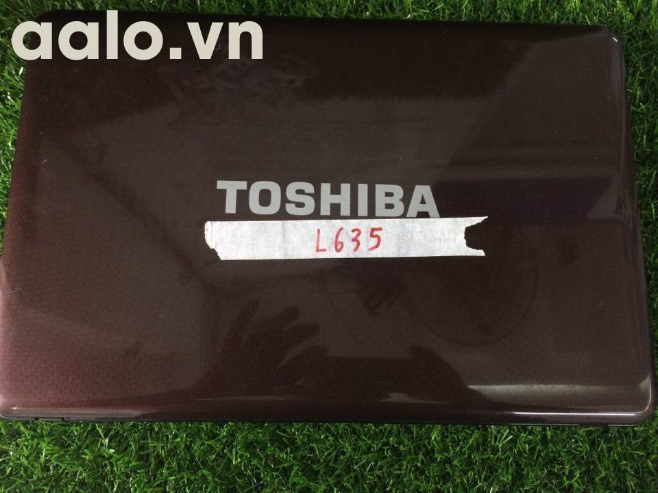 vỏ laptop cũ TOSHIBA L635