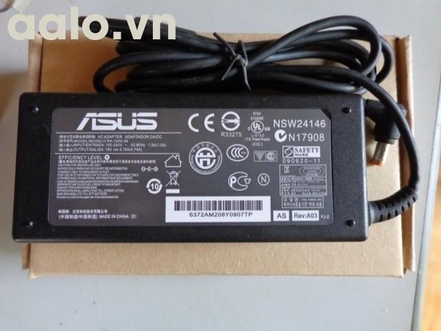 Sạc laptop Asus 19v 3.42a