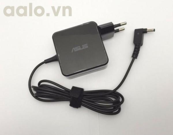Sạc laptop Asus 19v 3.42a Vuông chân nhỏ