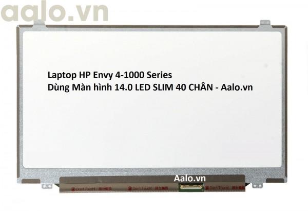 Màn hình Laptop HP Envy 4-1000 Series