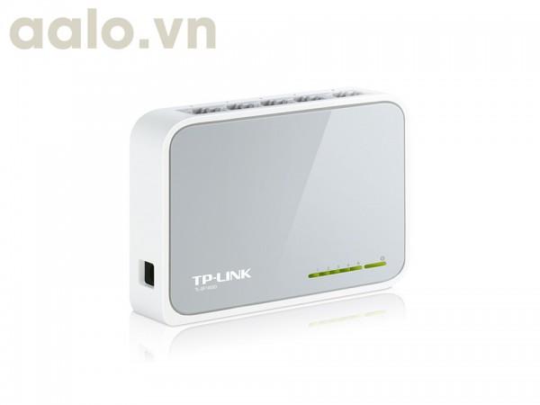 switch TP-link SF 1005D Bộ Chia Tín Hiệu Để Bàn 5 cổng 10/100Mbps