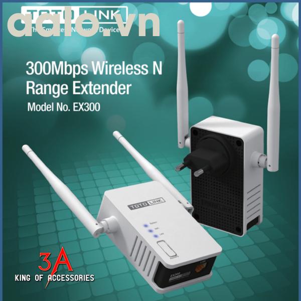 Bộ thu phát sóng wifi Totolink EX200