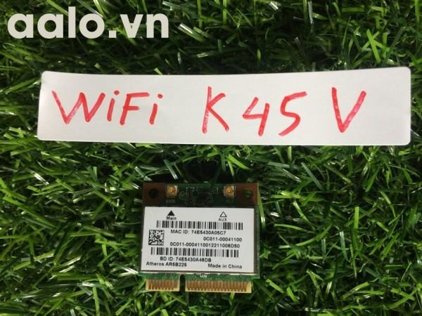 WiFi ASUS K45V