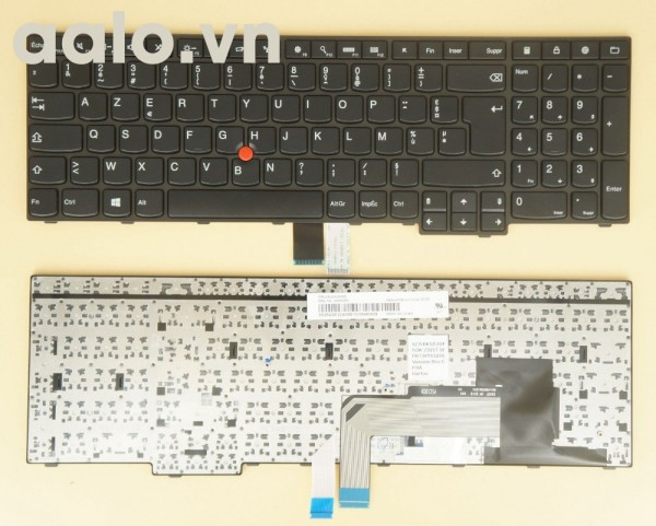 Bàn phím Lenovo  E550 E550C E555 - Keyboard Lenovo