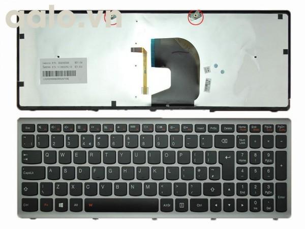 Bàn phím Lenovo Z500,Z500A,Z500G - Keyboard Lenovo