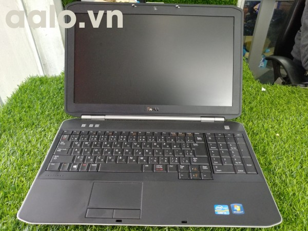 Laptop Dell Latitude E5520 cũ (Core i5 2410M, 4GB, 250GB, Intel HD Graphics 3000, 15.6 inch) - bảo hành 1 năm