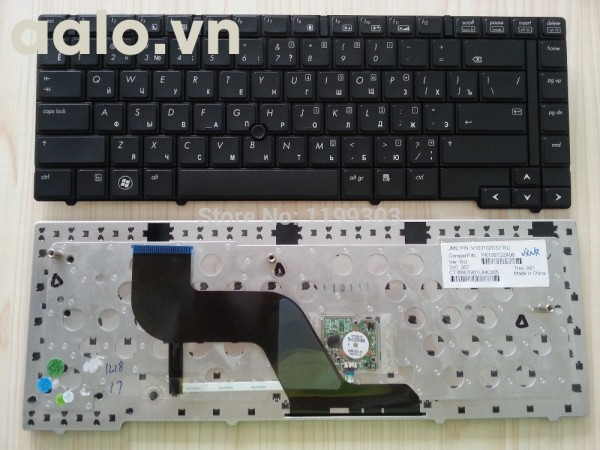 Bàn phím laptop HP 8440 8440W 8440P 8440P 8440W US -  Keyboard HP
