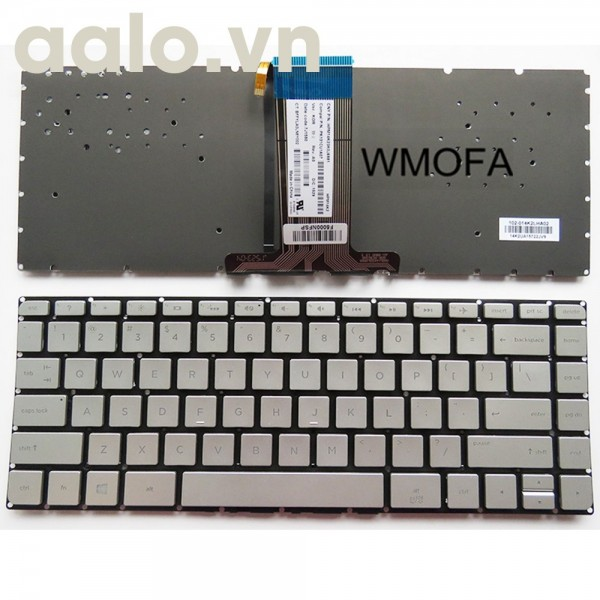 Bàn phím HP 14-ab 14-ac 14-ad 14-an,14-ax Series,14-ab010 14-ab166us 14-ac159nr - Keyboard HP