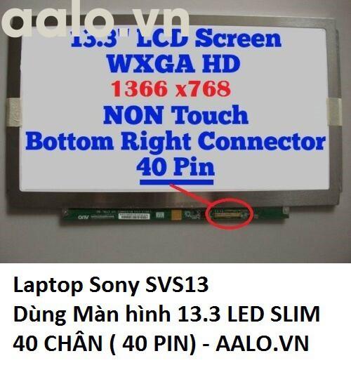 Màn hình laptop Sony SVS13