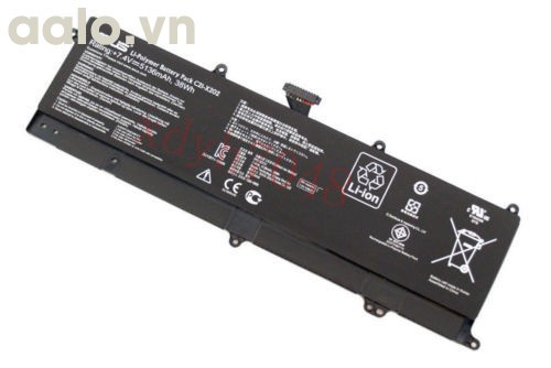 Pin Laptop Asus VivoBook X201E X202E S200 S200E  - Battery Asus