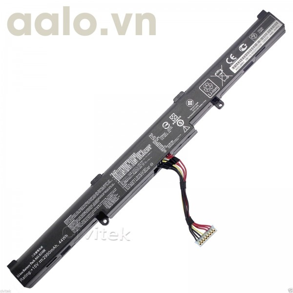 Pin Laptop Asus A41- X550E X751M X751MA X751L K751L X750JA - Battery Asus