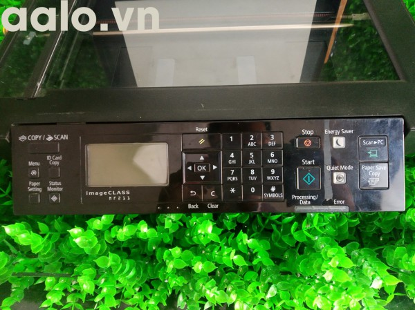 Mặt phím Máy in Laser đa chức năng Canon MF211