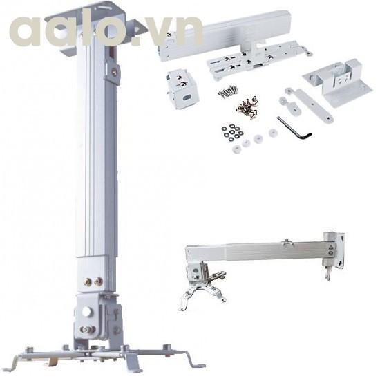 Giá treo máy chiếu đa năng 30-60cm