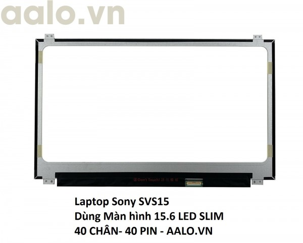 Màn hình laptop Sony SVS15