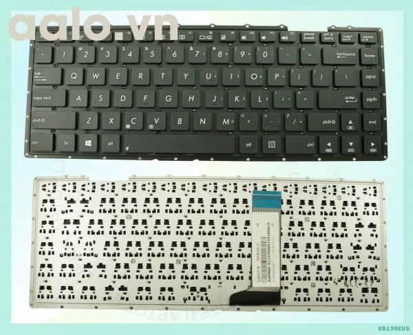 Bàn phím Laptop Asus K46