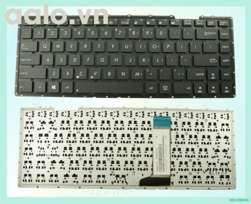 Bàn phím Laptop Asus X451, X454 , K455 , X455, F454 - Keyboard Asus