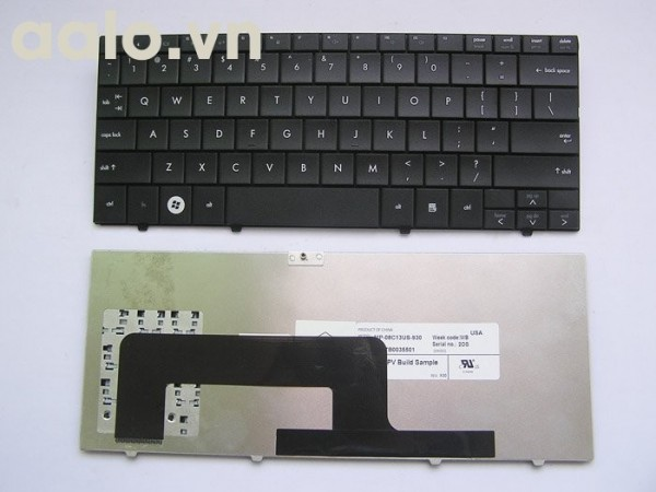 Bàn phím laptop HP MINI 1000, 700,1101,110, HP 1151,1150NR - keyboard HP
