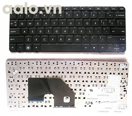 Bàn phím laptop HP mini110 - keyboard HP