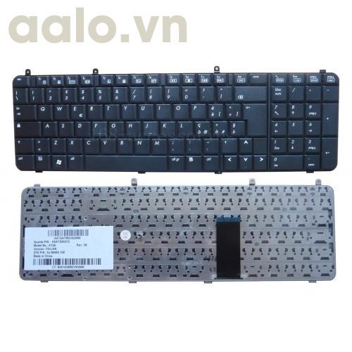 Bàn phím HP DV9000 - keyboard HP