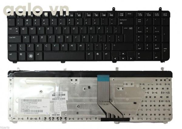 Bàn phím laptop HP DV7-2000 dv7-3000 - keyboard HP
