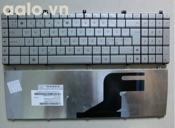 Bàn phím Laptop Asus N55S - Keyboard Asus