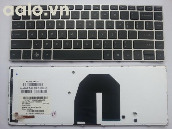 Bàn phím laptop HP 5330 - keyboard HP