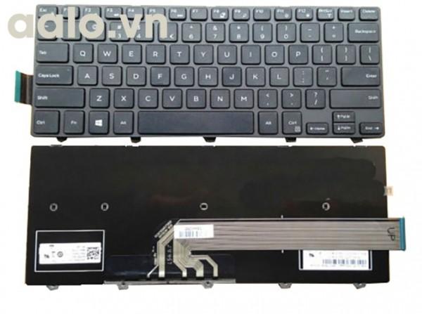 Bàn phím laptop HP Envy 14-3000 - keyboard HP