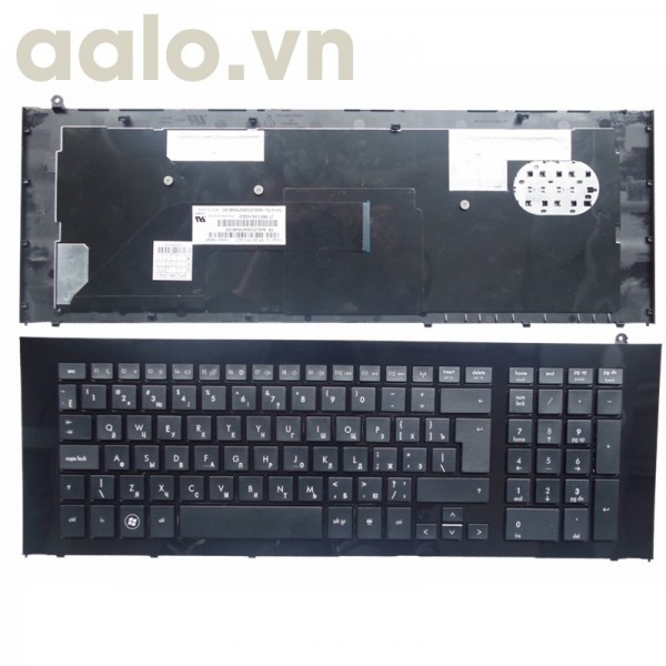 Bàn phím laptop HP 4720S 4520S 4525S - keyboard HP