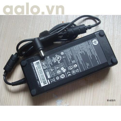 Sạc pin laptop HP 19v - 11.8A chân kim - Adapter HP