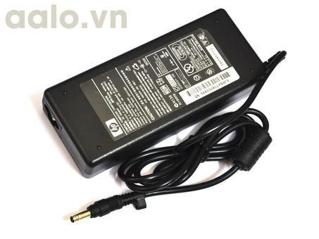 Sạc pin laptop Hp 18.5V - 4.9A chân thường- Adapter HP