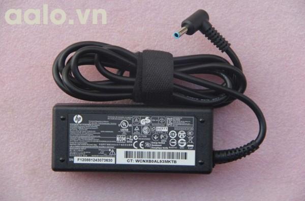 Sạc pin laptop Hp 19V - 4.62A    chân kim nhỏ - Adapter HP