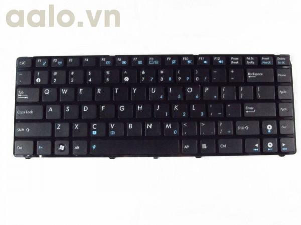 Bàn phím Laptop Asus X42 X42D X42DE X42DQ X42DR X42DY X42F X44 X44C X44H X44HR - Keyboard Asus