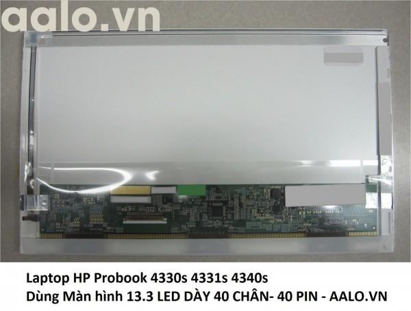 Màn hình laptop HP Probook 4330s 4331s 4340s