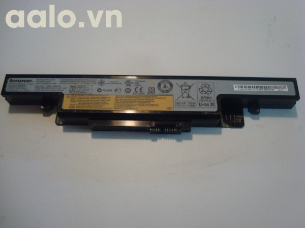 Pin Laptop Lenovo Y410P Battery Genuine OEM L12S6E01 10.8V 62Wh 5800mAh Battery lenovo