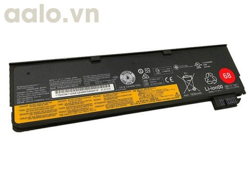 Pin Laptop Lenovo T440 T440S T450 45N1136 45N1134 X260 X240 68 Battery Lenovo